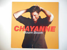 "MAXI 12"" POP 80s  ▒ CHAYANNE : BOOM BOOM ( EXTENDED CLUB REMIX )"