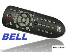 BELL EXPRESS TV IR REMOTE CONTROL 2700, 2800 3100 3200 3400 3700 4100 5900 9141