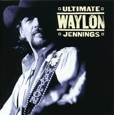 Ultimate Waylon Jennings - Waylon Jennings (2004, CD NEU)