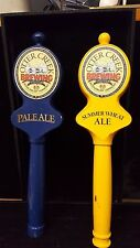 2x Different Otter Creek Tap/Draft Handle, Pale Ale, Summer Wheat Ale Lot 21
