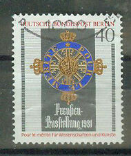 Berlin Briefmarken 1981 Pour la merité Mi.Nr.648