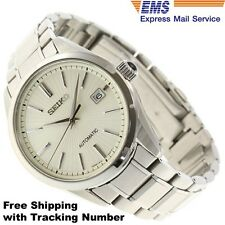 SEIKO BRIGHTZ SDGM001 Mechanical Automatic Analog Silver Men Watch Made in Japan