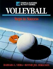 Volleyball Steps to Success (Steps to Success Activity Series) Viera, Barbara P