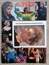 BRAVO AUTOGRAMMKARTE - Madonna - 80er Jahre !!!