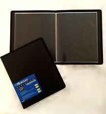 2 - Itoya Evolution Portfolio book bound albums, photos up to 4x6, black