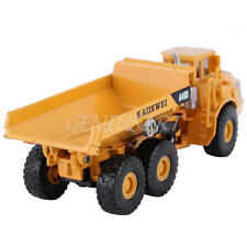 1/87 Tipping Lorry Dump Truck Car Model Alloy Plastic Children Kids Boy Toy Gift