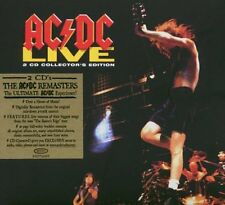 AC/DC - LIVE 2CD COLLECTOR'S EDITION ALBUM