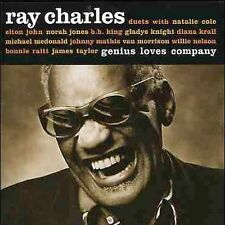 Genius Loves Company by Ray Charles (CD, Aug-2004, Jvc Victor)