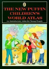 Children's World Atlas, The Puffin: An Introductory Atlas for Young People, Day,