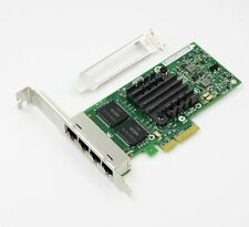 Intel I350-T4 PCI-Express Quad Ports RJ45 Gigabit Network Server Adapter 1000M