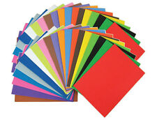 A5 Foam Sheets Pack of 40 Assorted Colours EVA FOAM Arts & Crafts - Good Quality