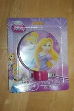 ~NEW~ Disney Repunze & Cinderella Princess Night Light - Pink with bulb