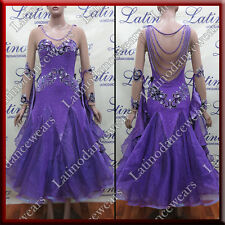 BALLROOM LATIN RHYTHM SALSA COMPETITION DANCE DRESS (ST298)
