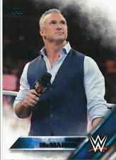 #143 SHANE McMAHON 2016 Topps WWE Then Now Forever