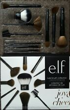 e.l.f Luxe Brush Collection 11 Piece Brush & Kabuki Make Up Brush Set