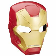 Marvel Captain America Civil War - Iron Man Mask