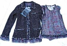 LIMITED EDITION 2PC CHANEL 05C TWEED JACKET - 57th St Boutique New York-36 NEW