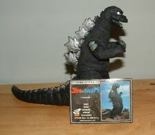 "BANDAI 6"" 1974 DISGUISED MECHA GODZILLA Figure w/CARD 50th ANNIV. MEMORIAL BOX"