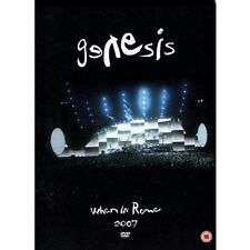 GENESIS WHEN IN ROME LIVE MUSIC CONCERT 3 DISC DVD BoxSet Original UK Release R2