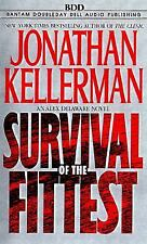 Alex Delaware: Survival of the Fittest No. 12 by Jonathan Kellerman (1997,...