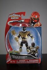 GOLD RANGER Figure POWER RANGERS ZEO Super Megaforce Legacy JASON staff MOC NEW