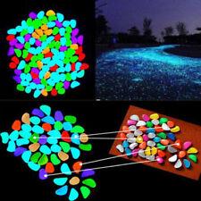 10Pcs Glow In The Dark Aquarium Landscape Stone for Fish Tank Aquarium Decor Hot