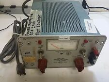 POWER DESIGNS 5005T REGULATED POWER SOURCE 0-50 VDC