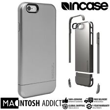 Incase Pro Slider Premium Dual Layer Protective Case For iPhone 6s METALLIC GREY