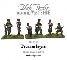 Warlord Games - Black Powder - Prussian jagers - 28mm