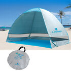 Outdoor Camping Fishing Tent Pop Up Beach Canopy Sun Shade Shelter for 2