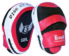 BOOM Pro Focus Pads,MMA Punch Mitts,Boxing,UFC,Kick Boxing,Muay Thai,Martial Art