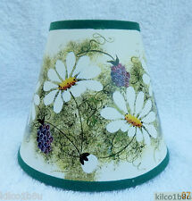 DAISIES Paper Mini Chandelier Lamp Shade Multi-Color, Traditional, any room