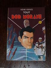 Henri Vernes - Bob Morane 4011 - Tout Bob Morane 11 + carte signet - Ananké
