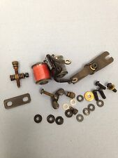 Tattoo machine Coils. Front & Back Spring. Armature bar Contact Screw & Washers.