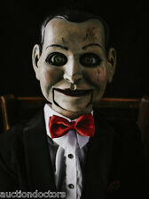 *ANIMATRONIC* DEAD SILENCE BILLY MOVIE PROP HORROR PUPPET DUMMY Ventriloquist