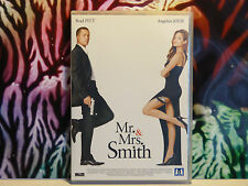 DVD occasion excellent état  Film : MR ET MRS SMITH - Brad Pitt Angelina Jolie