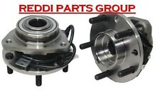 Pair: 2 New Front Wheel Hub & Bearing Assemblies Fit 97-05 GM Trucks 4x4 513124