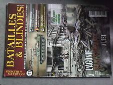 1µ?§ Revue Batailles & Blindés n°71 Agonie Panzerwaffe à l'EST Armée Inde ACG1