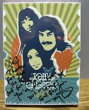 2005 Tony Orlando & Dawn -SIGNED The Ultimate Collection DVD 3-Disc Set