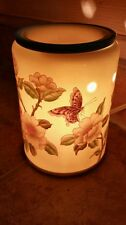 Scentsy Madame Butterfly Yellow Warmer