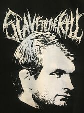 Slave To The Kill Implements Of Hell 2XL Tshirt Jeffrey Dahmer Deathcore Rare