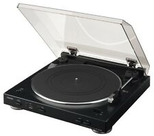 Denon DP200USB Turntable Vinyl Record Player with USB MP3 Convertor DP-200USB BK