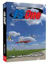 FS One R/C Flight Simulator V2 with JR/Spektrum Transmitter Adapter Cable NEW