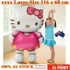 116x68cm Super Large Hello Kitty Foil Balloon for Birthday/Party/Wedding/Store