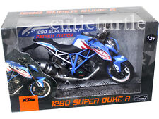 Automaxx 605102 U.S Patriot 2014 KTM 1290 Super Duke R Bike Motorcycle 1:12