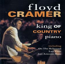 FLOYD CRAMER : KING OF COUNTRY PIANO / CD - TOP-ZUSTAND