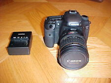 Canon EOS 7D DSLR Camera w/28-135mm Lens
