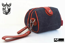 V98 Canvas Camera Case Bag for Nikon Coolpix L840 L830 L820 L810 L620 L610 L320