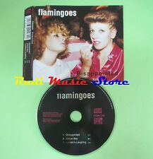 CD singolo FLAMINGOES disappointed UK 1994 PANDEMONIUM RECORDS no vhs lp mc(S18)