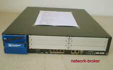 Juniper SSG 520M SSG-520M-SH Networking Security Appliance  1GB RAM